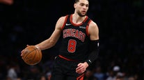 Zach LaVine enters health and safety protocols, will not fly to Tokyo with US team