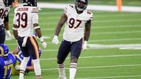 NFL suspends Bears DL Edwards Jr. 2 games