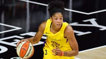 AP source: Candace Parker to sign with Chicago Sky