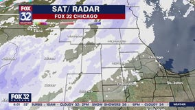 Saturday morning forecast for Chicagoland on January 16th