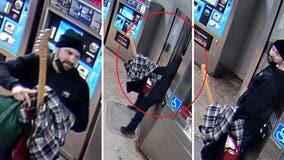 Police seeking man for theft on Blue Line train near Fifth City