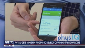 Chicago digital medicine company receives funding to develop COVID digital biomarkers