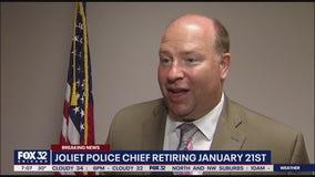 Chief of Police in Joliet retiring