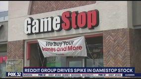 Social media drives Gamestop stock surge