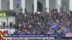 Disinformation, incitement among catalysts of violent day at the Capitol