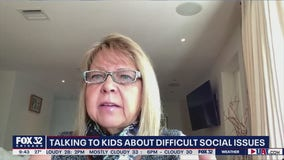 How to talk to your kids about difficult and dense social issues
