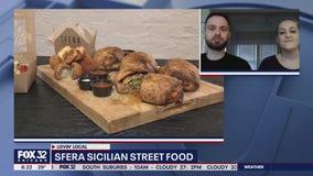 Lovin' Local: Sfera Sicilian Street Food