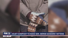 Joliet couple producing Bernie Sanders mittens after Vermont senator goes viral