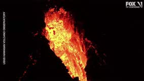 Hawaii's Kilauea Volcano continues to vent lava