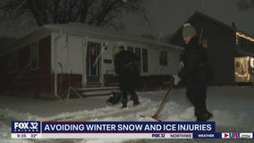 'Tis the season for winter ice and snow injuries