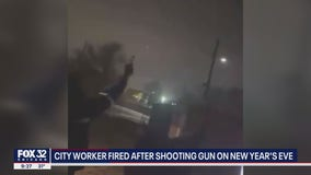 Hammond mayor fires city worker after video shows gunshots on New Year's