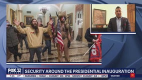 Security concerns move to the forefront as Inauguration Day approaches