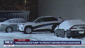 Security teams now guarding Chicago gas stations to deter carjackings