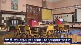 CTU claims many teachers will not show up to work today out of fear for their safety