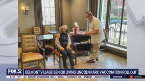 Belmont Village Senior Living Lincoln Park residents enthused by vaccine: 'They could not be more excited'
