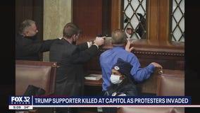 Pro-Trump mob storms US Capitol in bid to overturn Biden's win