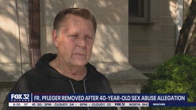 Catholic community reacts to sexual abuse allegations levied against Father Pfleger