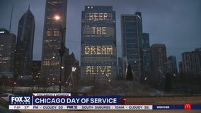 Chicago commemorates the legacy of Dr. Martin Luther King Jr., with day of service