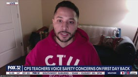 CPS teacher speaks out against returning to school during the pandemic: 'That's not equitable, that's dangerous'