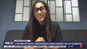 Hyde Park Art Center puts on 'Gamechangers and Name Changers' MLK Day celebration