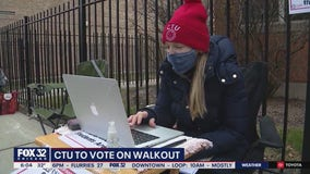 CTU members to vote on walkout over health and safety measures in the classroom