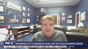 Rep. Mike Quigley talks about his experience during the rioting at the Capitol