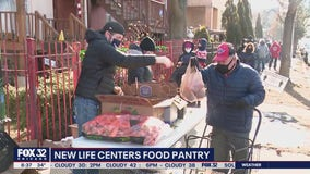 New Life Centers food pantry lends a helping hand to Little Village residents