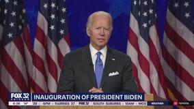Joe Biden looks to set tone of unity during inaugural address