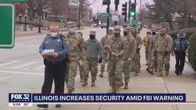 Springfield ramps up security in wake of FBI warning