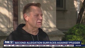 Second man claims Father Michael Pfleger sexually abused him decades ago