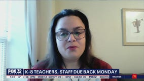 CTU members to vote on whether to return to schools