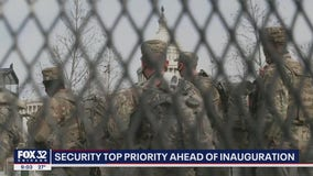 Illinois National Guard, Chicago police to help with security at Biden inauguration