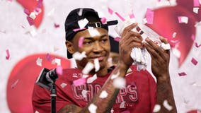 Alabama's Smith becomes 1st WR to win Heisman in 29 years