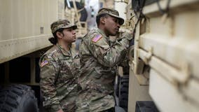 200 Illinois guard troops will travel to DC to aid inauguration