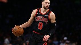 Zach LaVine leads Chicago Bulls to 118-108 victory over Dallas Mavericks