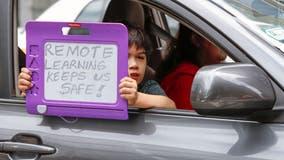 CTU members decry Chicago Public Schools reopening