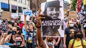 Activists seek laws after officer cleared in Blake shooting