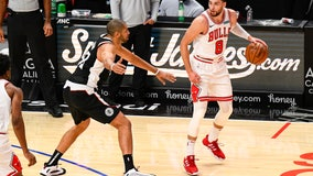 Los Angeles Clippers rally to beat Chicago Bulls 130-127
