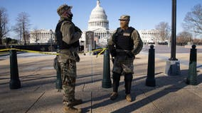 US Secret Service says they are ready for 'all possible contingencies' on Inauguration Day