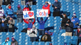 'Dream come true': Football fans ecstatic about being able to attend game in person