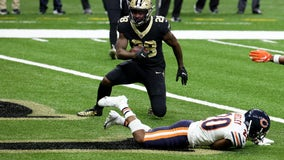 Chicago Bears season over with 21-9 loss to New Orleans Saints
