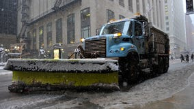 Lake-effect snow to move through Chicago area Friday