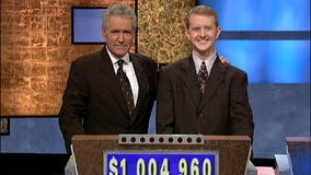 Ken Jennings hosts 'Jeopardy!' in first episode airing without Alex Trebek