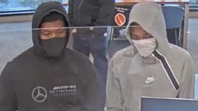 Duo hits 3 banks in 3 hours in Naperville, Lombard, Wilmette: FBI