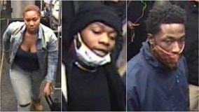 Police seeking to identify individuals wanted for robberies on CTA trains