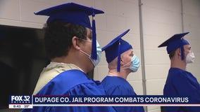 DuPage County Jail program turning inmates into professional janitors
