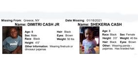 Search for 2 children forcibly abducted from NY foster home