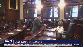New laws take effect in Illinois, including increase in minimum wage