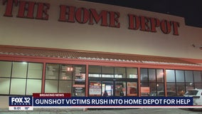 2 gunshot victims found at Home Depot after shooting in West Chatham