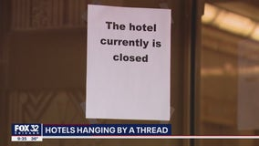 Hotel industry fighting for survival amid pandemic